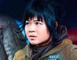 Kelly Marie Tran ('Star Wars: Los últimos Jedi') recibe comentarios racistas en Wookieepedia