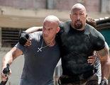 Vin Diesel y Dwayne Johnson lideran la lista de los actores más taquilleros de 2017