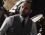 'Animales fantásticos: Los crímenes de Grindelwald' estrena nueva foto de Jude Law como Albus Dumbledore