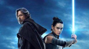 'Star Wars: los últimos Jedi' sigue imbatible en la taquilla española