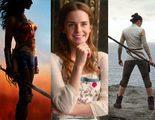 Tres películas protagonizadas por mujeres dominan la taquilla de 2017, algo que no ocurría desde hace 59 años