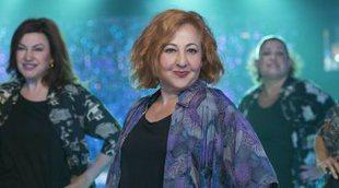 Carmen Machi sobre el trabajazo que hay detrás de los bailes de 'La tribu'