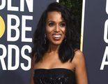 Globos de Oro 2018: ¿Por qué todos vistieron de negro? Kerry Washington te lo explica