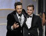 Globos de Oro 2018: James Franco sube a Tommy Wiseau al escenario en el momento más guay-incómodo de la gala