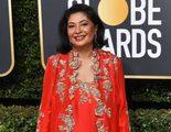 ¿Por qué la presidenta de los Globos de Oro no fue vestida de negro?