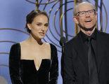 El momentazo de Natalie Portman denunciando la falta de directoras en los Globos de Oro