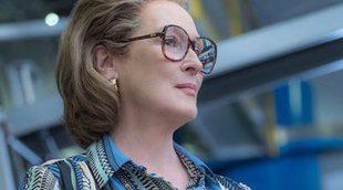 "Meryl Streep: ""La forma de rodar de Steven Spielberg me chocó"""
