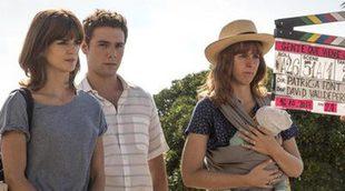 Así es el rodaje de 'Gente que viene y bah' con Carmen Maura y Clara Lago