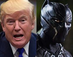 Ofrecen 300 dólares por preguntarle a Trump por Wakanda
