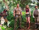 'Jumanji: Bienvenidos a la jungla' ya supera en taquilla a 'Liga de la Justicia'