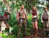 La secuela de 'Jumanji' ya ha superado a 'Liga de la Justicia' en taquilla