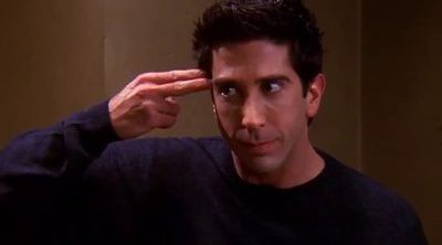 'Friends' sin risas enlatadas convierte a Ross en un psicópata