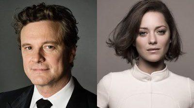 Colin Firth y Marion Cotillard se posicionan sobre Woody Allen