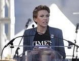 Scarlett Johansson menciona las acusaciones contra James Franco en su discurso de la Marcha de las Mujeres