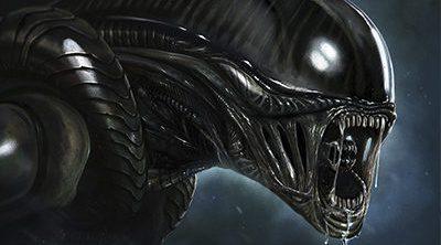 Esta criatura marina es como un xenomorfo de 'Alien'