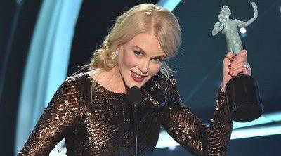 """Nicole Kidman agradece poder seguir trabajando """"más allá de los 40"""""""
