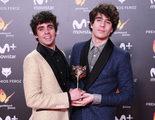 El conmovedor discurso de Javier Calvo y Javier Ambrossi en los Premios Feroz 2018