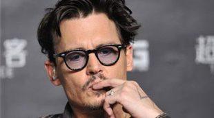 'El hombre invisible' de Johnny Depp da un gran paso atrás