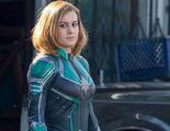 'Captain Marvel': Primer vistazo a Brie Larson con el traje, ¿por qué no tiene los colores clásicos?