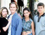 James Van Der Beek y Katie Holmes celebran los 20 años de 'Dawson crece'