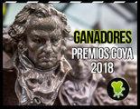 Premios Goya 2018: Lista completa de los ganadores