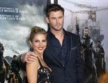 Chris Hemsworth cuenta cómo fue trabajar con Elsa Pataky en '12 Valientes'