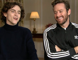 Elio y Oliver escogen fruta para la secuela de 'Call Me By Your Name'