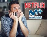 Movistar+ ultima un acuerdo para incluir los contenidos de Netflix en su catálogo