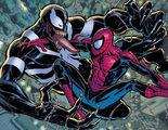 Tom Hardy celebra el fin del rodaje de 'Venom' con una foto de su enorme espalda