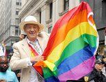 Ian McKellen celebra en Twitter 30 años desde que se declaró gay públicamente