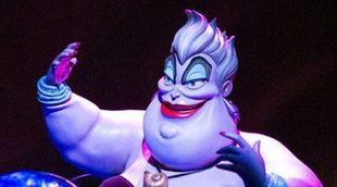 La Ursula de Disneyland sufre un percance y se vuelve más terrorífica