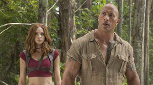 'Jumanji: Bienvenidos a la jungla' salva Sony Pictures