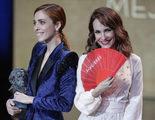 Premios Goya 2018: La ceremonia se llena de gestos y mensajes demandando igualdad para las mujeres