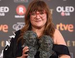 Premios Goya 2018: Isabel Coixet posó con un Goya que no era suyo, ¿fueron las prisas?
