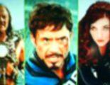 Primera imagen de Johansson en 'Iron Man 2'