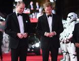 'Star Wars': La desternillante razón por la que eliminaron el cameo de los Príncipes de Inglaterra de 'Los últimos Jedi'