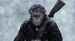 Los simios y 'Juego de Tronos', los mejores efectos visuales del año