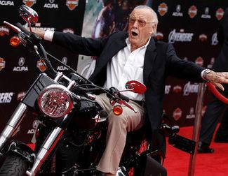 Stan Lee celebra así el 10 aniversario del Universo Cinematográfico Marvel