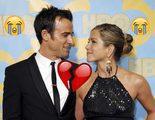 Jennifer Aniston y Justin Theroux anuncian su separación y el mundo llora