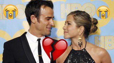 Jennifer Aniston y Justin Theroux anuncian su inesperada separación