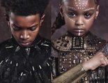 La campaña inspirada en 'Black Panther' dedicada a los niños negros