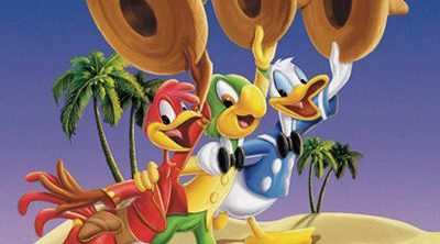 <span>&#39;Los tres caballeros&#39;</span>: La pasión latinoamericana de Disney