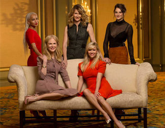'Big Little Lies' confirma el regreso de todo su reparto femenino