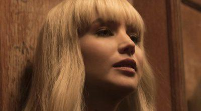 Jennifer Lawrence le cogió el gustillo a eso de desnudarse en 'Gorrión rojo'