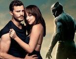 Fueron a ver 'Black Panther' y el cine proyectó 'Cincuenta sombras liberadas'