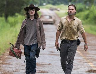 Negan protagoniza el nuevo póster de 'The Walking Dead'