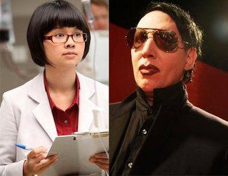 La actriz Charlyne Yi acusa a Marilyn Manson de acosarla en el set de 'House'