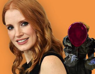 Jessica Chastain ya negocia protagonizar 'It 2'
