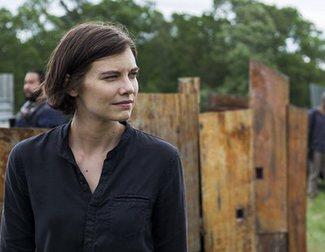 Nuevas pistas de que a Lauren Cohan no le queda mucho en 'The Walking Dead'