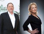 Harvey Weinstein cita a Meryl Streep para defenderse y ella lo llama 'patético'